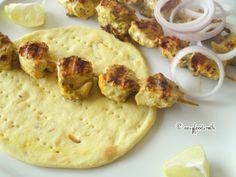 Foodista | Recipes, Cooking Tips, and Food News | SAFFRON CHICKEN TIKKA