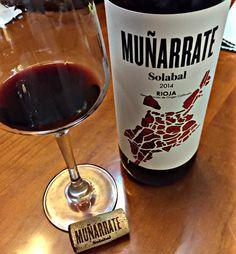 El Alma del Vino.: Bodega y Viñedos Solabal Muñarrate 2014.