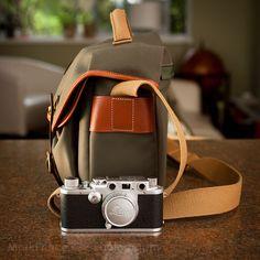 Billingham + Leica
