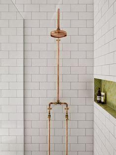 Metro Tiles White Traditional Victorian Tiles - Bathroom