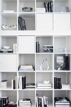 Ikea 'Kallax' shelves