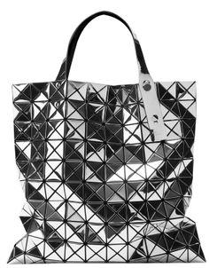BAO BAO ISSEY MIYAKE PRISM PLATINUM TOTE bag