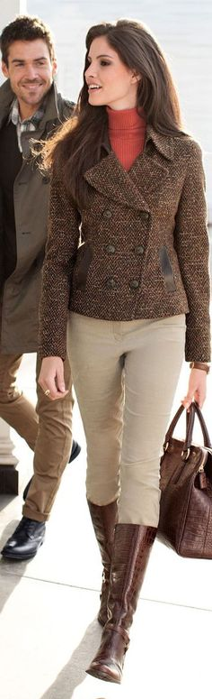 fall outfits with tan pants - Google Search