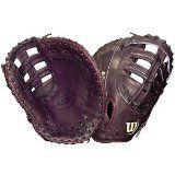 Wilson A2000 Series 1st Base Baseball Gloves - http://www.learnfielding.com/fielding-a-baseball-learn-baseball-learning-to-field/first-base/wilson-a2000-series-1st-base-baseball-gloves/