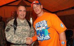 John Cena WWE Tribute to the Troops 2009