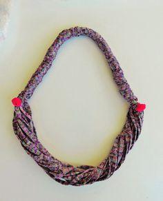 boho bib necklace original necklace modern jewelry by JIAKUMA