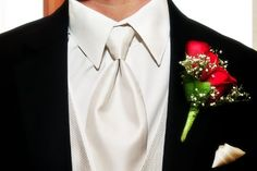 My Husband, especially in a suit!