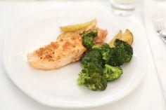 Hämmentäjä: Maple syrup salmon.  Vaahterasiirappilohi, illallinen arkeen ja juhlaan