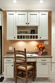 37 Kitchen Cabinets Desk Ideas Kitchen Desks Built In Desk Kitchen Office