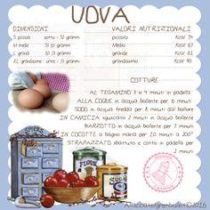 uova Cooking Tips, Cooking Recipes, Healthy Recipes, Juice Plus, Body Hacks, Slow Food, Creative Food, Kitchen Hacks, Italian Recipes