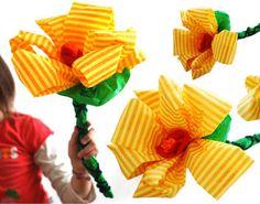 Como hacer flores de papel | Solountip.com