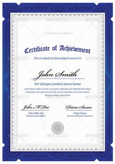 Business certificate excellence award certificate 45 best certificate diploma templates psd eps ai download wajeb Images