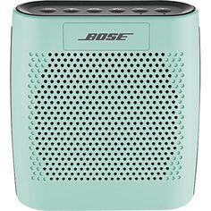 Bose® - SoundLink® Color Bluetooth Speaker - Mint - Larger Front