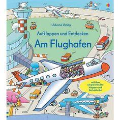 Dieses Buch bietet kindgerechte Antworten auf Fragen rund ums Fliegen. Mit über 60 spannenden Klappen und einer Drehscheibe.Was passiert bei der Sicherheitskontrolle? Wo ist denn jetzt das Gepäck? Wie wird das Flugzeug startklar gemacht, und was machen die Lotsen im Kontrollturm?Dieses Klappenbuch bietet wissbegierigen Kindern einen spannenden Einblick in das Geschehen an einem Flughafen und regt durch zahlreiche Mitmachelemente zum Nachforschen an. Lloyd Jones, Book Authors, Booklet, Ebooks, Entertaining, Pdf, Free, Products, Plane