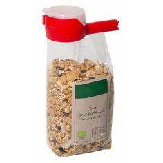 Endlich eine wirklich praktische Lösung zum Verschließen angebrochener Vorratstüten. Popcorn Maker, Kitchen Appliances, Fine Dining, Diy Kitchen Appliances, Home Appliances, Kitchen Gadgets