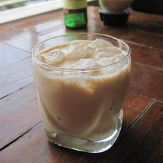 "Homemade Irish (Whiskey) Cream I ""Easy and awesome!! Makes a great holiday gift that people will love in their Christmas morning coffee."""