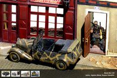 Ukraine scale plastic model kits figures, Gallery