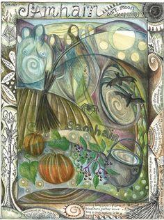 Samhain : Jaine Rose