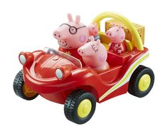 Peppa Pig Holiday Time Vacation Beach Buggy Toys R Us, Kids Toys, Peppa Pig Holiday, Barbie, Beach Buggy, Holiday Time, Baby Toys, Outdoor Power Equipment, Vroom Vroom