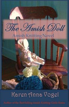 Gelati's Scoop: Karen Anna Vogel Talks About Amish Friends Who Inspire Her Writing!