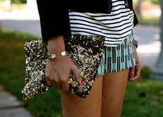 Hmm have the shorts but I love the combo with the shirt and the jacket.