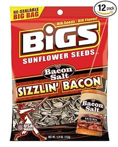 bigs bacon sunflower seeds