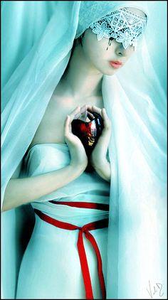 Saint of broken hearts by *ValentinaKallias