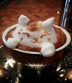 3D Latte Art – 17 Cappuccino en relief de Kazuki Yamamoto