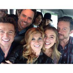 Nashville Cast Selfie!
