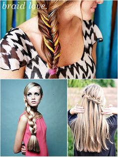 Kendra Scott HQ Trend Spotting - Braid Love  go to http://www.hairbraidingnetwork.com/photo