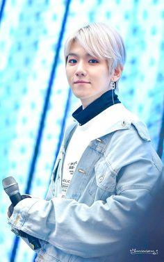 180422 fansign Baekhyun Exo-cbx Blooming Days