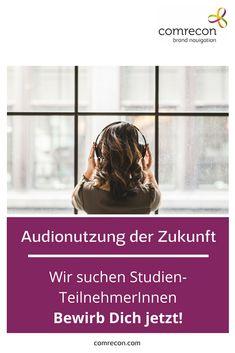 Studienteilnehmer gesucht! Mach mich beim Online-Forum und gewinne! Audio, Fitbit