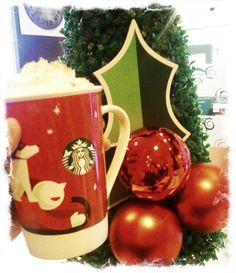 Toffee Nut Latte #Starbucks #Navidad #VasosRojos