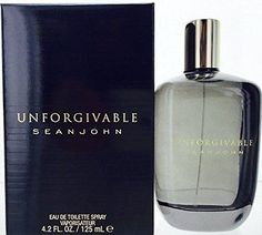 awesome UNFORGIVABLE Sean John Men edt cologne spray 4.2 oz NEW IN BOX Check more at http://shipperscentral.com/wp/product/unforgivable-sean-john-men-edt-cologne-spray-4-2-oz-new-in-box/