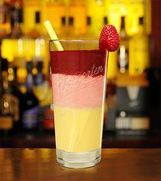 Ei,Ei,Ei...VERPOORTEN! Angesagte Cocktails und Longdrinks zur Himbeerzeit! ... Himbeer-Shooter  ... Cremig-fruchtiger Sommergenuss mit VERPOORTEN! eieiei.verpoorten.de ...