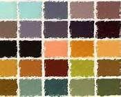 southwest color palette - #Cricut