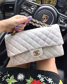 Come join our Chanel community to buy, sell, and chat about authenti. Replica Handbags, Purses And Handbags, Designer Handbags, White Chanel Bag, Latest Bags, Chanel Shoes, Luxury Bags, My Bags, Fashion Bags