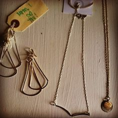 Our favorite jewelry #IjaDesigns