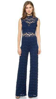 Nightcap Clothing Dixie Lace Jumpsuit   SHOPBOP