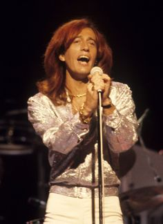 Robin Gibb, the Bee Gees