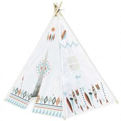 #Tipi speeltent from