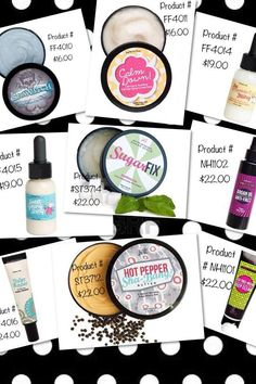 Amazing new products. Check them out http://www.perfectlyposh.us/KIMFREJERIS/