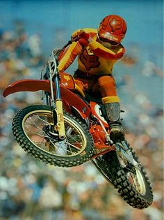 Magoo! The real Father of Free Style Motocross, Danny Chandler.
