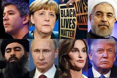 TIME Announces Shortlist for 2015 Person of the Year -- including the leader of ISIS.