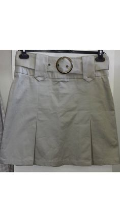 Vintage 80s United Colors Of Benetton Skirt Khaki Size:40 *** IN EXCELLENT CONDITION*** by AlternativeByGeorge on Etsy