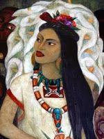 Malinche, intérprete y amante de Hernán Cortés