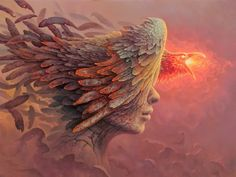 Artwork by Tomasz Alen Kopera