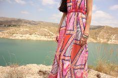 Mamá, me quedo aquí: H maxi dress  http://mamamequedoaqui.blogspot.com.es/2012/06/h-maxi-dress.html