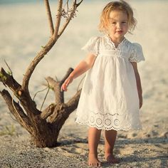 Our Chloe dress is simply amazing and so comfy! You MUST have one in your little girl's wardrobe! Shop www.pinkablu.com!