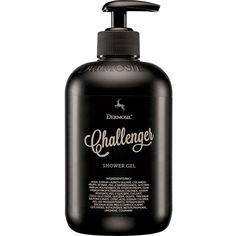 Sensuous shower gel